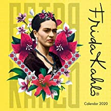 Frida Kahlo Mini Wall calendar 2020 (Art Calendar)