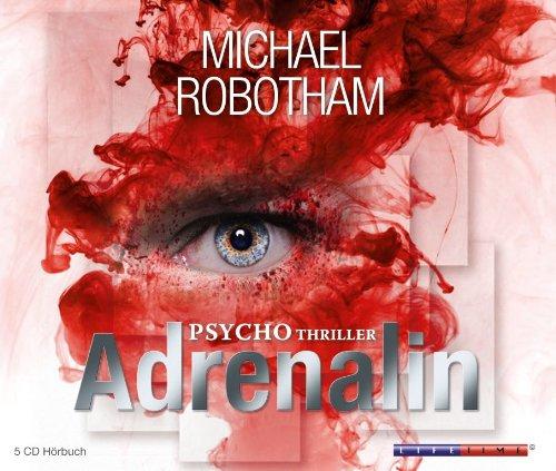 Buchseite und Rezensionen zu 'Adrenalin Psycho Thriller' von Michael Robotham