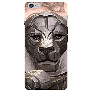 Print India 417W Mobile Back Cover for I Phone 6s