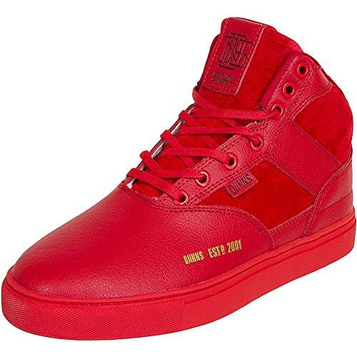 Djinns, Sneaker uomo Rosso