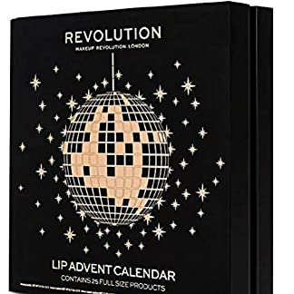 MAKEUP REVOLUTION – LIP ADVENT CALENDAR – Advent calendar with lips makeup products