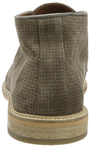 Mentor Mentor Desert Boot, Derby homme Gris - Grau (Elephant)