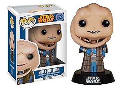 Funko - POP Star Wars - Bib Fortuna