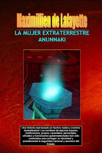 LA MUJER EXTRATERRESTRE  ANUNNAKI