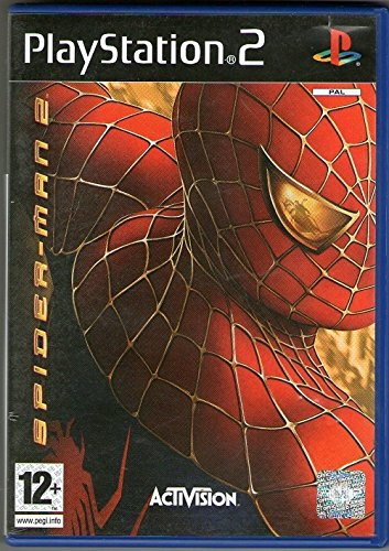 Spider-Man 2: The Movie (Ps2) - Very Good Condition