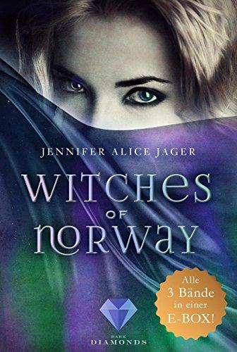 Witches of Norway: Alle 3 Bände der magischen Hexen-Reihe in einer E-Box! (German Edition)