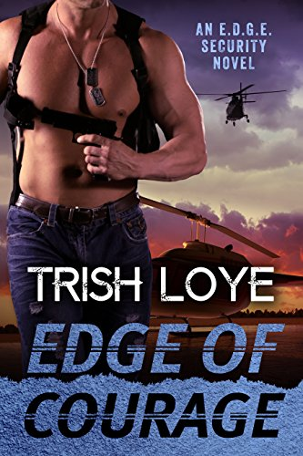 Edge of Courage (Edge Security Series Book 5) (English Edition)