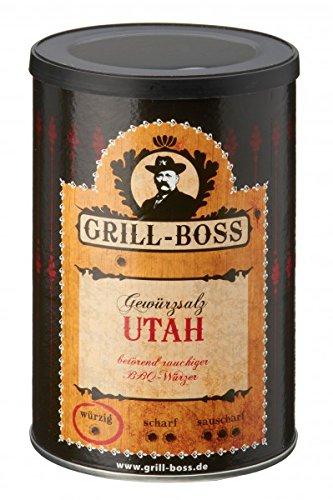 Preisvergleich Produktbild Grill Boss Utha Grillwürze