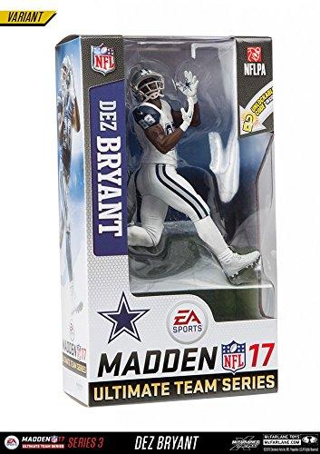 McFarlane NFL Madden 17 Series 3 DEZ Bryant #88 - Dallas Cowboys Variant Figur