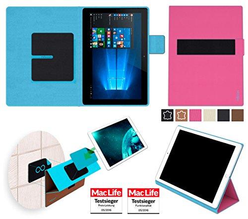 reboon Hülle für Allview WI10N Pro Tasche Cover Case Bumper | in Pink | Testsieger