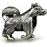 OHM Husky Charm Bead 925 Sterling Silver Compatible with most European Charm Bracelets