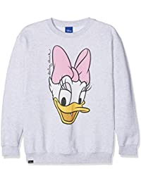Disney Daisy Face, Sweat-Shirt Fille