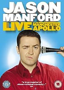 Jason Manford Live at the Manchester Apollo [DVD]