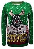 StarWars Darth Vader Weihnachtspulli