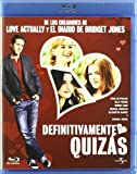 Definitivamente quizás (Definitelly Maybe) [Blu-ray]
