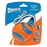 Chuckit Hundespielzeug Ultra Tug Large Ball, 7,3 cm