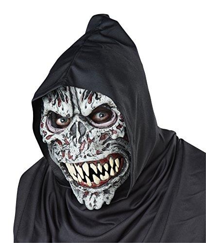 Motion Ani Kostüm - Night Fiend Ani-Motion Halloween Mask Accessory Costume