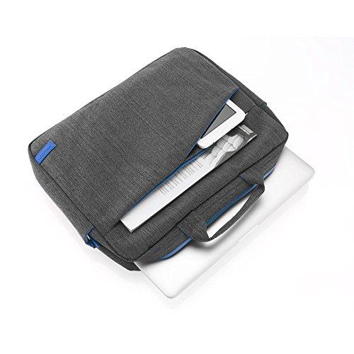 deleyCON Notebooktasche  bis 17″ - 6