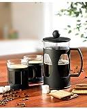 Cafetiere/Theiere à Piston + 2 Tasses [Rosenstein & Söhne]