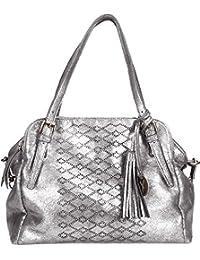 13c0d3bb92264 Suchergebnis auf Amazon.de für  Silber - Shopper   Damenhandtaschen ...