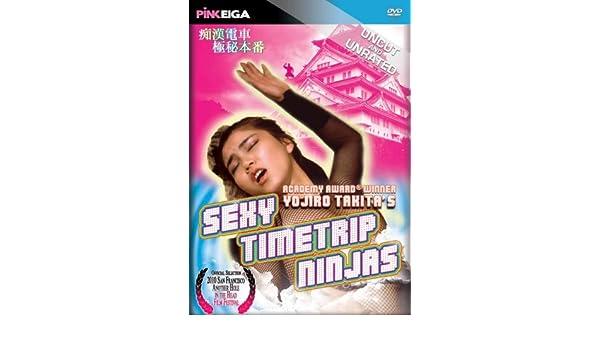Sexy timetrip ninjas 1984