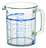 Emsa 2217050000 Messbecher, 0,5 Liter, Transparent, Superline