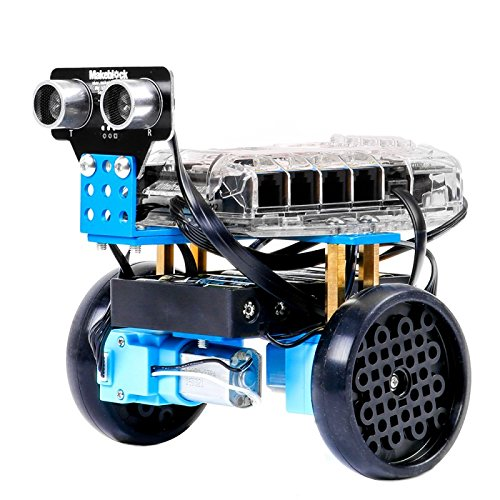 51QsKDP2NlL - Makeblock Ranger - 3 en 1 Robótica Transformable STEM Robot Kit Educativo, Aprender Coding con Un Montón de Divertido