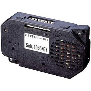Grothe Haut-parleur de porte 1et n Technologie, 78x 129x 26mm TL 1035/67, 1540143