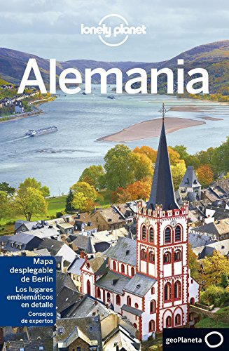 Guía Alemania 6 Lonely Planet