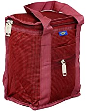 Kuber Industries Maroon Lunch Cover (NEWM41987)