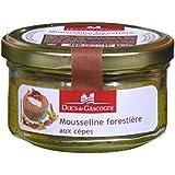 Ducs de Gascogne - Mousseline forestière aux cèpes 130g