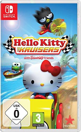 Hello Kitty Kruisers Simulation [Nintendo Switch] - Hello-kitty-racing-spiel