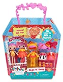 Lalaloopsy Minis - Mix 'n' Match - 7cm Modepuppe - Peanut Big Top [UK Import]