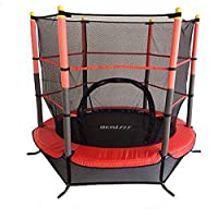 Trampoline for Kids, Side Covers, Multi Color