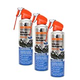 Nigrin 3X 72241 Performance Silikon- Gleitspray Hybrid 500 ml