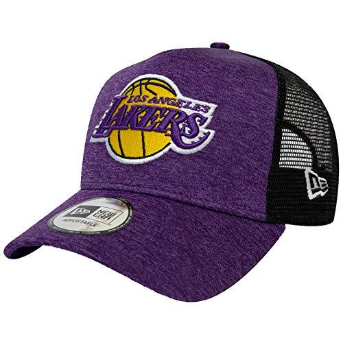 New Era Shadow Tech Trucker Los Angeles Lakers Cap