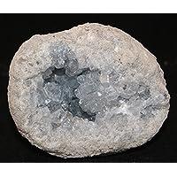 Coelestin Qualität 11,4cm Kristall Geode. 1,270Gramm preisvergleich bei billige-tabletten.eu