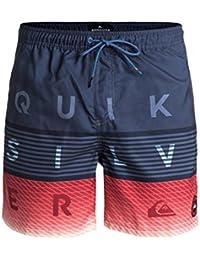 Quiksilver Word Block Volley Short de Bain Homme