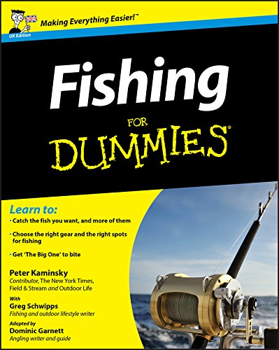 Fishing For Dummies por Peter Kaminsky