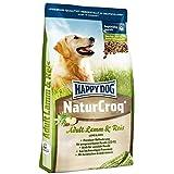 Happy Dog NaturCroq Lamm und Reis 30kg (2 x 15kg)