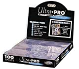 Ultra Pro 150084 - Platinum Pages 9-Pocket