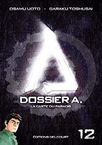 Dossier A. Edition simple Tome 12