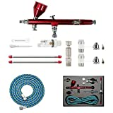 Best Airbrushes - ABEST New Professional 0.2mm\0.3mm\0.5mm Dual Action Airbrush Spray Review