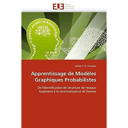 Apprentissage de modèles graphiques probabilistes