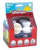 APLI Kids - Caja sellos Animales de la granja con tinta