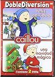 Caillou: Navidad Mágica + Feliz Navidad [DVD]