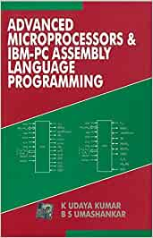 Advanced Microprocessors And Ibm Pc Assembly Language