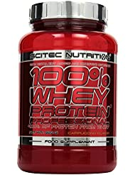 Scitec Nutrition Whey Protein Professional Cappuccino, 1er Pack (1 x 920 g)