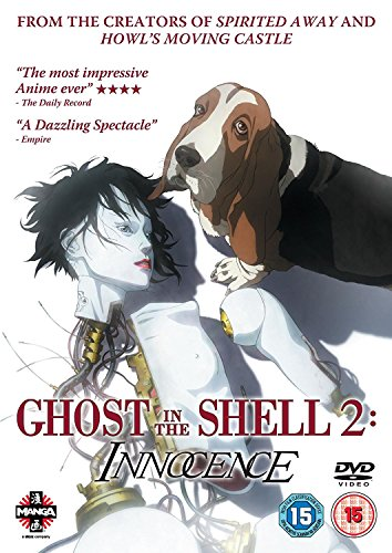 Ghost in the Shell 2: Innocence [Import anglais]