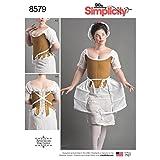 Simplicity Creative Mustern, Kostüme, R5(14–16–18–20–22)